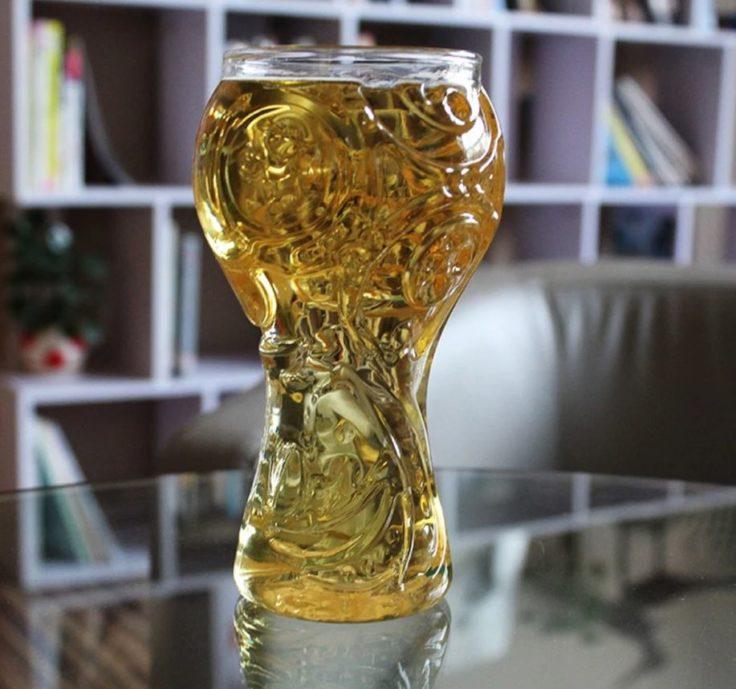 Bierglas WM