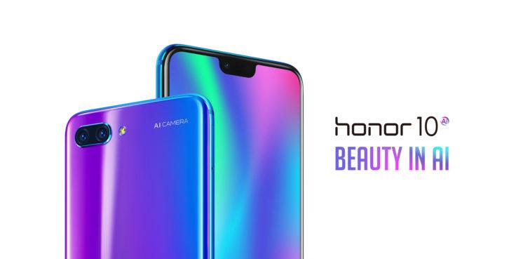 Honor 10 Design