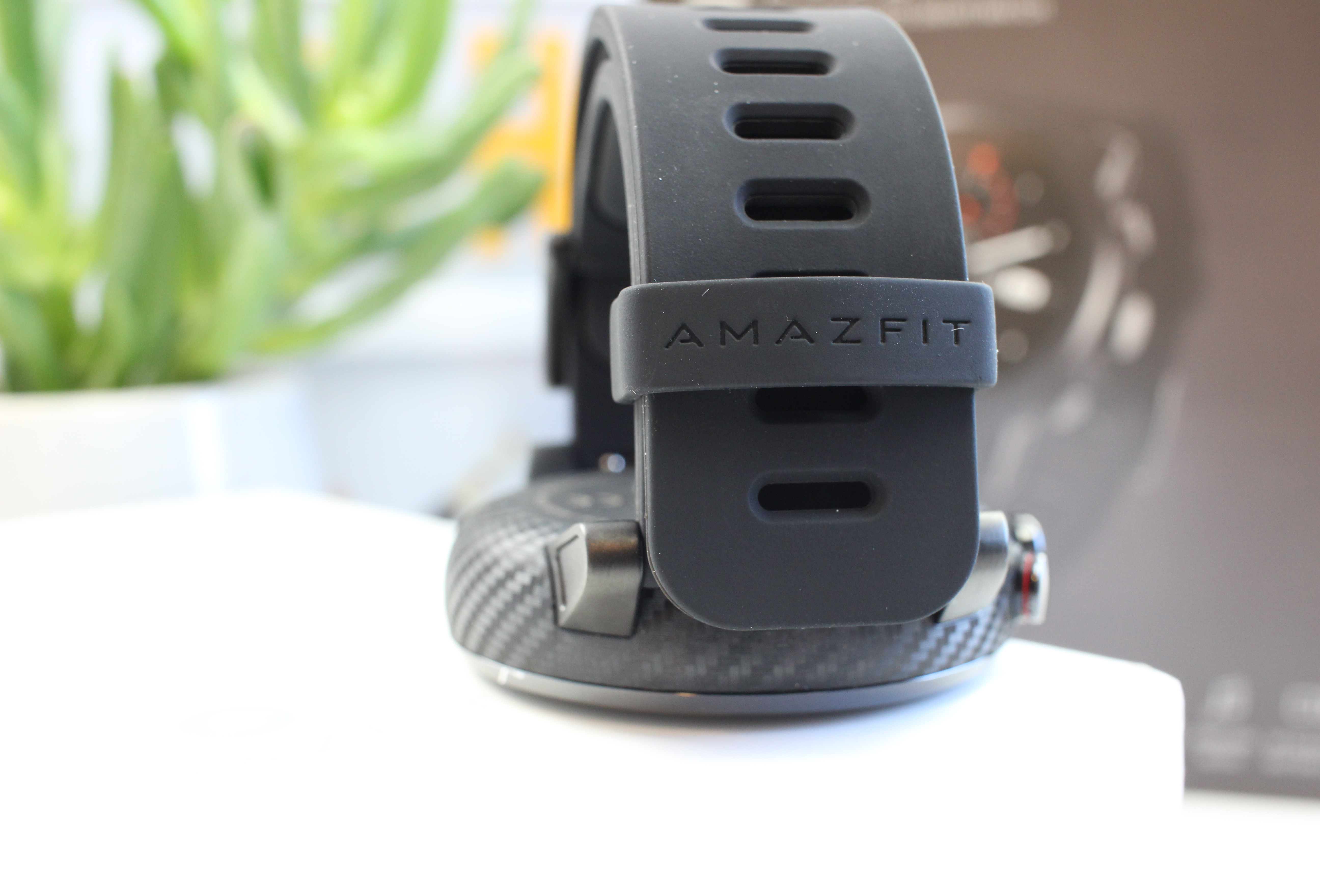 Im Test Huami Amazfit Stratos 2 Fitnesstracker Und Smartwatch