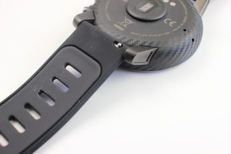 Huami Amazfit Stratos Armband Federstege