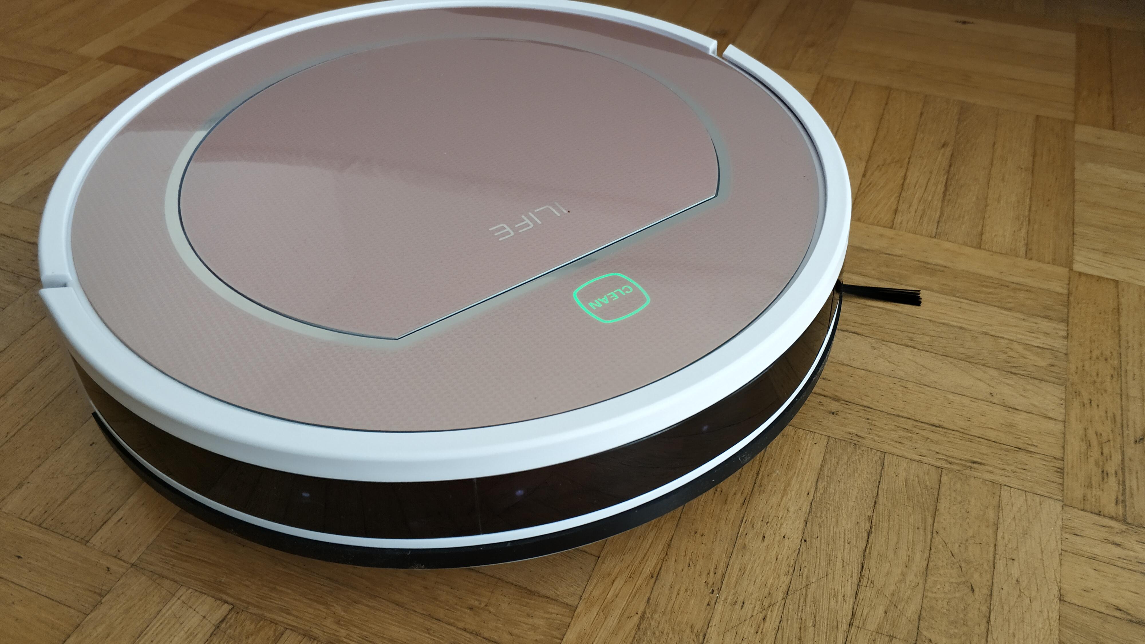 ilife v7s plus saugroboter mit wischfunktion besser als. Black Bedroom Furniture Sets. Home Design Ideas