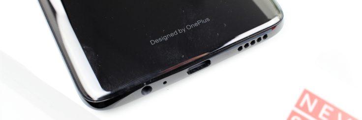 OnePlus 6 Fingerabdrücke