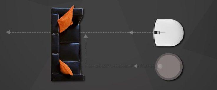 Seebest E620 Saugroboter Maße Vergleich