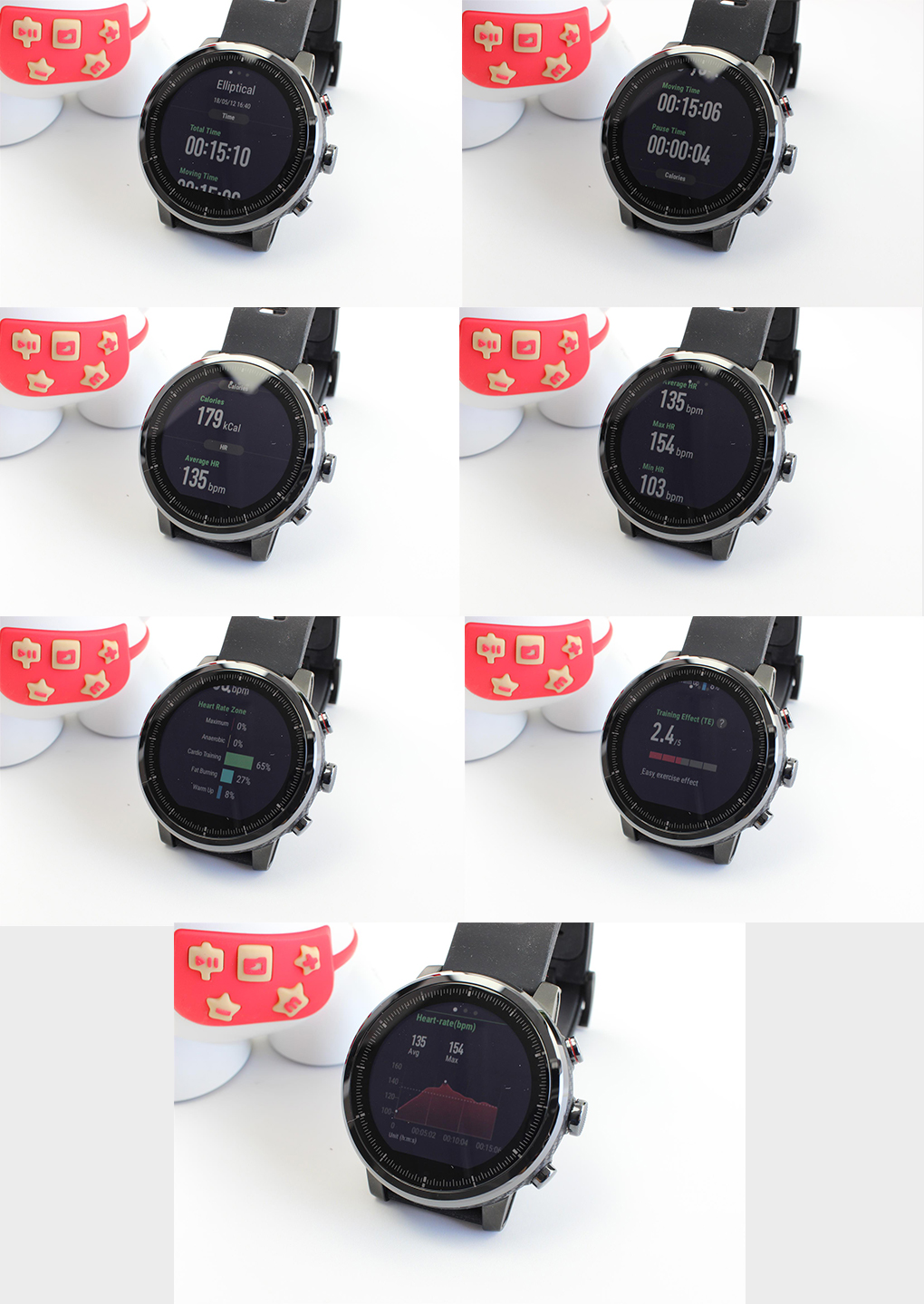 huami amazfit stratos smartwatch 2 neues wearable mit. Black Bedroom Furniture Sets. Home Design Ideas