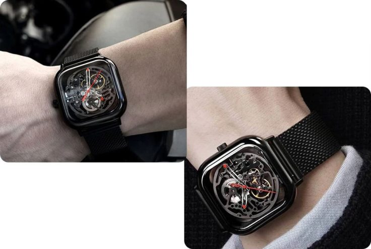 Xiaomi CIGA mechanische Armbanduhr (4)