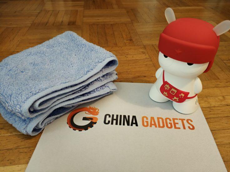 Xiaomi Handtuch Design