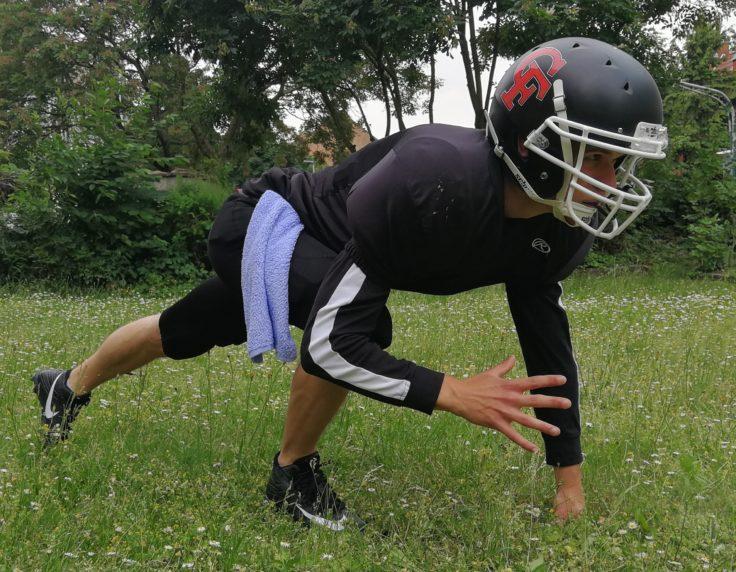 Xiaomi Handtuch Football
