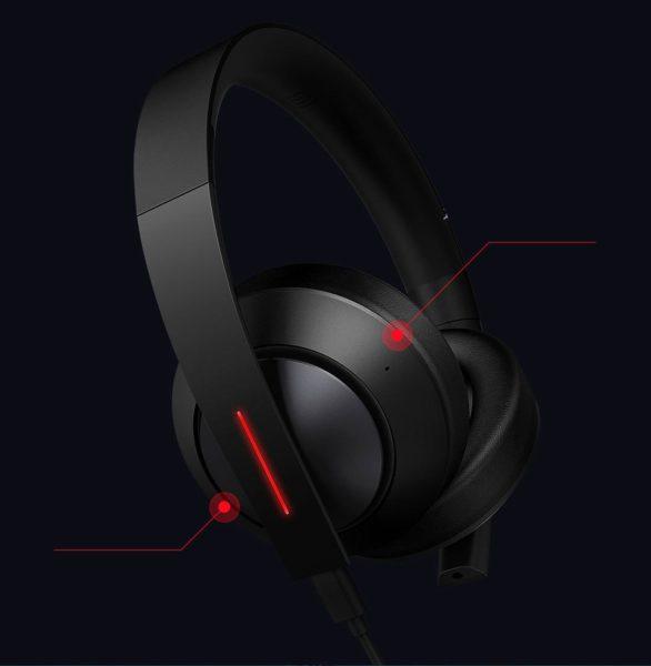 Xiaomi Mi Gaming Headset Mikrofone