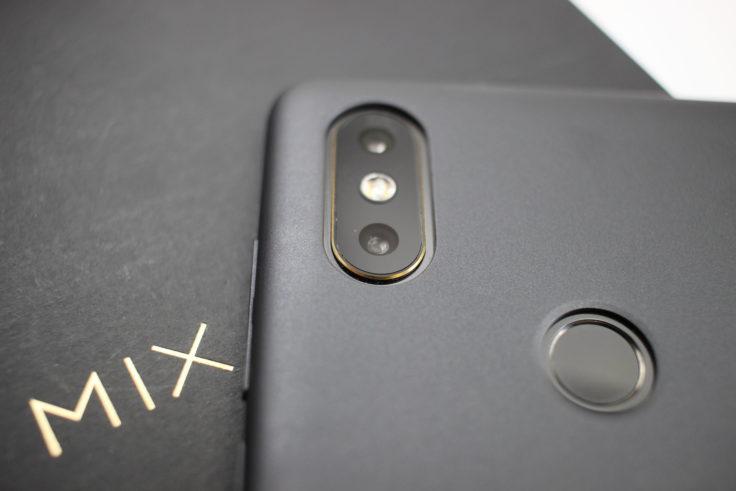 Xiaomi Mi Mix 2S Kamera Case