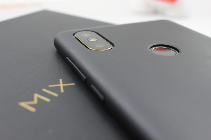 Xiaomi Mi Mix 2S Kamera Mix
