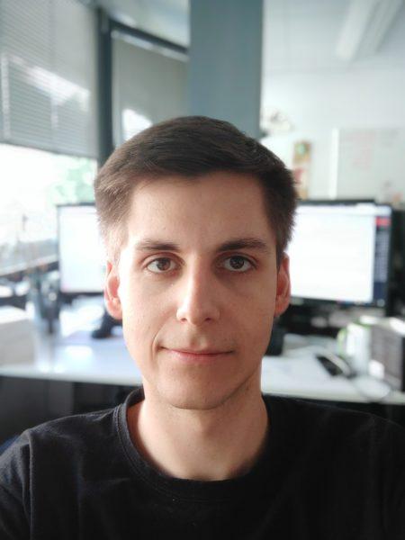 Xiaomi Mi Mix 2S Portrait Selfie
