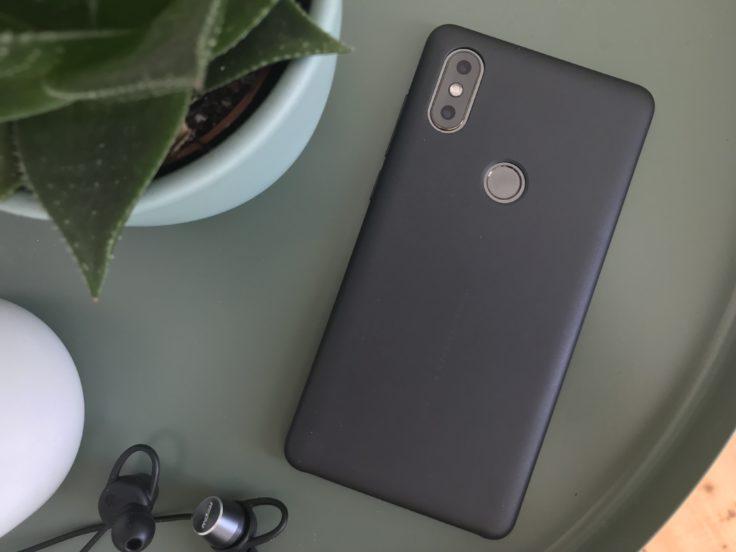 Xiaomi Mi Mix 2S Rueckseite