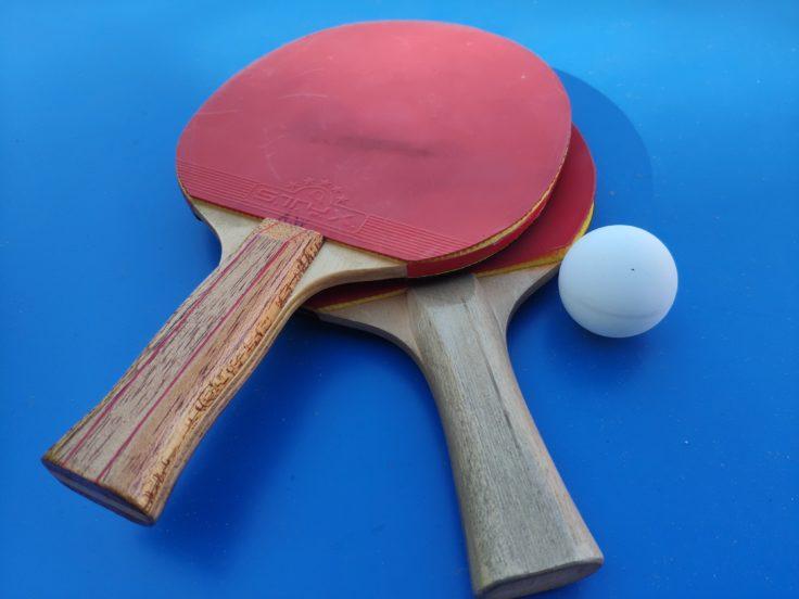 Xiaomi Mi Mix 2S Testfoto Tischtennis