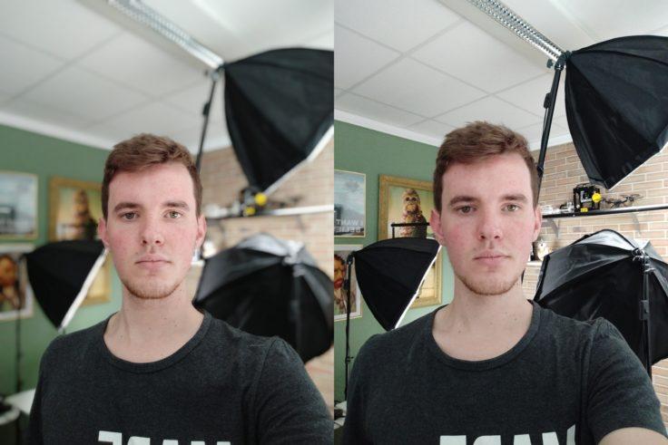 Xiaomi Redmi Note 5 Selfies