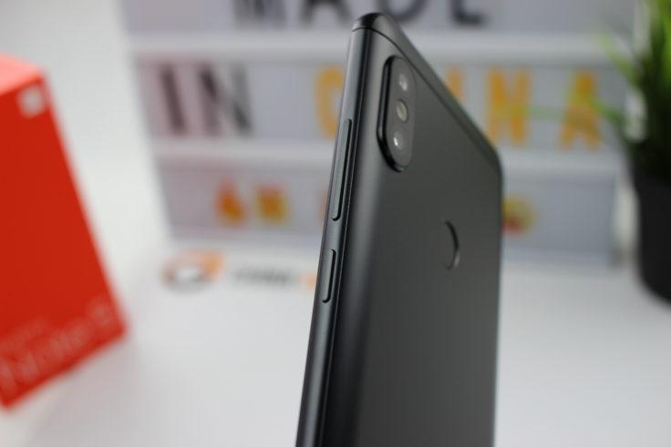 Xiaomi Redmi Note 5 Tasten