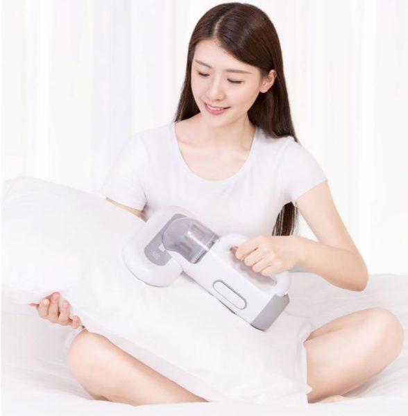 Xiaomi Shuawadi kabelloser Handsauger Kissen