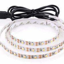 LED Streifen aufgerollt
