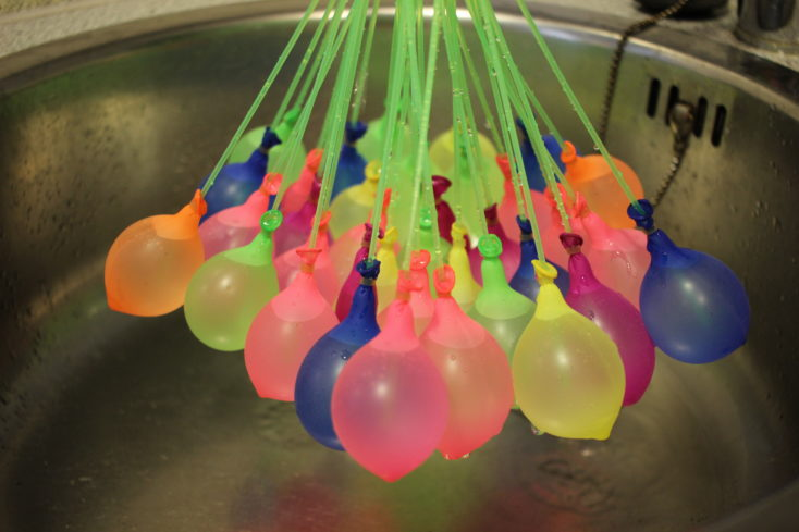 Bunch-o-Balloons Wasserbomben (1)