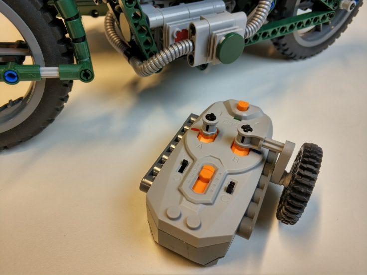 Doubleeagle Motorrad Fernsteuerung