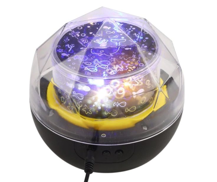 Galaxie Lampe Alternative