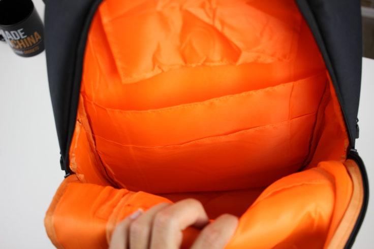 Haweel HWL2160 Rucksack Innenfutter Orange