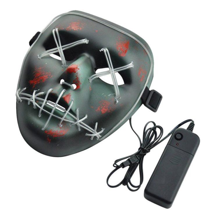 led lichtmaske im purge design g nstig aus china bestellen. Black Bedroom Furniture Sets. Home Design Ideas