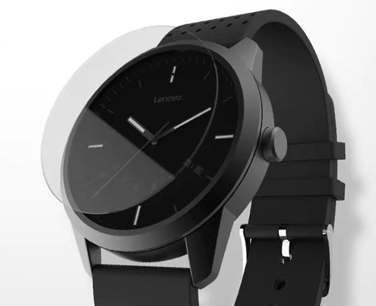 Lenovo Watch 9 Saphirglas