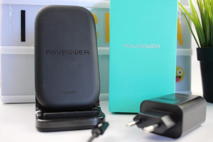RAVPower HyperAir Ladegerät Lieferumfang