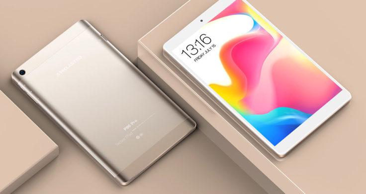Teclast P80 Pro Tablet Front und Rueckseite