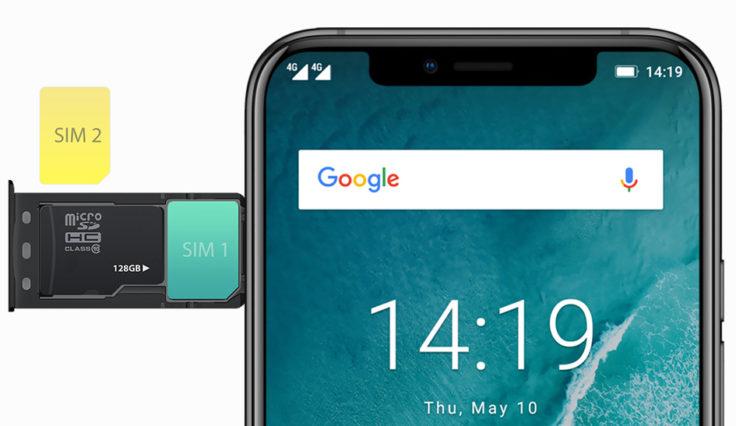 Ulefone X Dual SIM