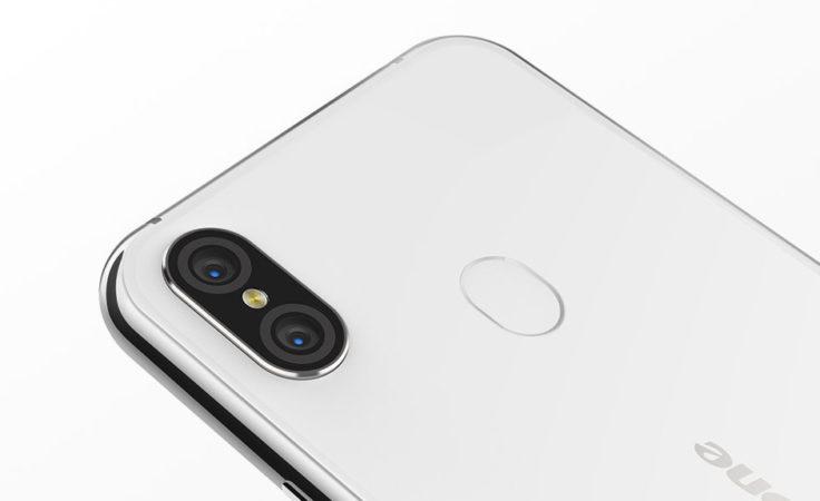 Ulefone X Kamera