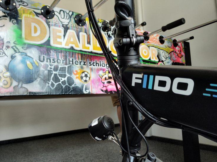 Xiaomi Blackshark Fahrrad