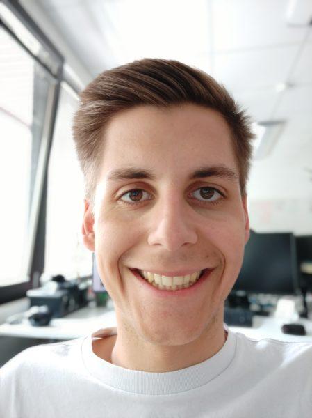 Xiaomi Mi 6X Frontkamera Portrait