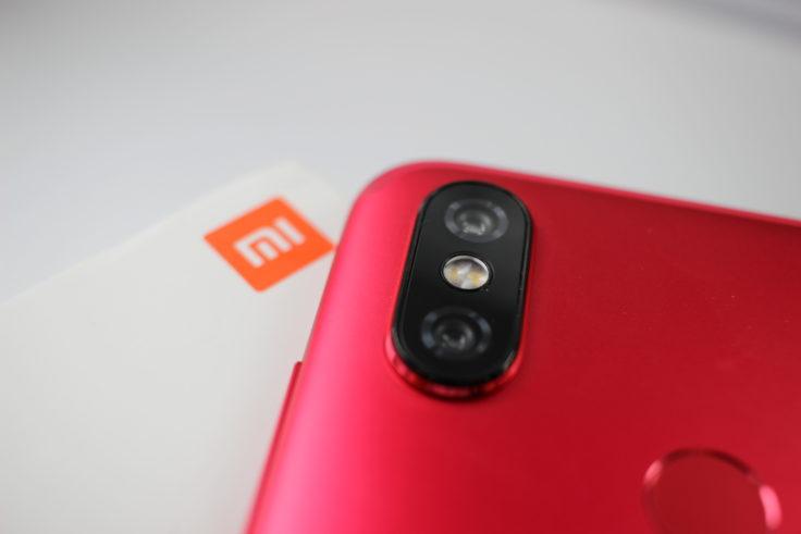Xiaomi Mi 6X Kamera