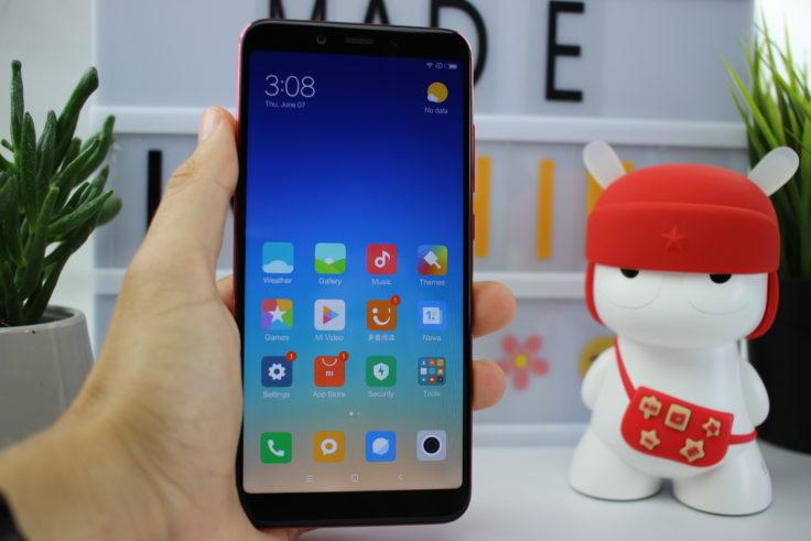 Xiaomi Mi 6X Smartphone