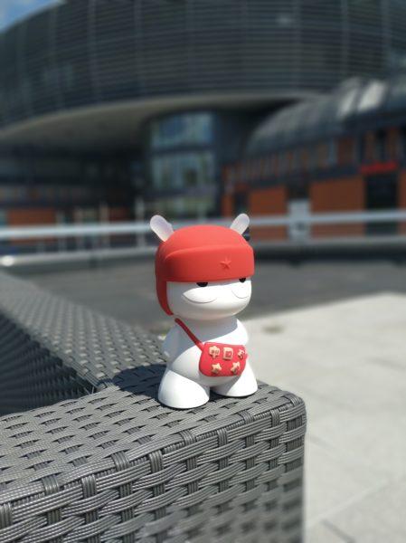 Xiaomi Mi 6X Testfoto Portrait Mi Rabbit