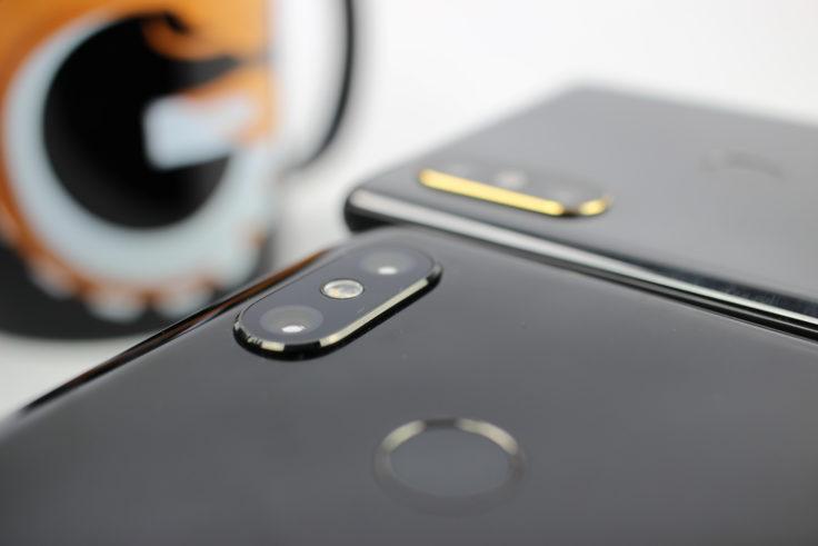 Xiaomi Mi 8 Kamera vs Mix 2S