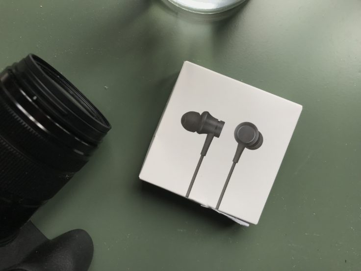 Xiaomi Piston Fresh Verpackung
