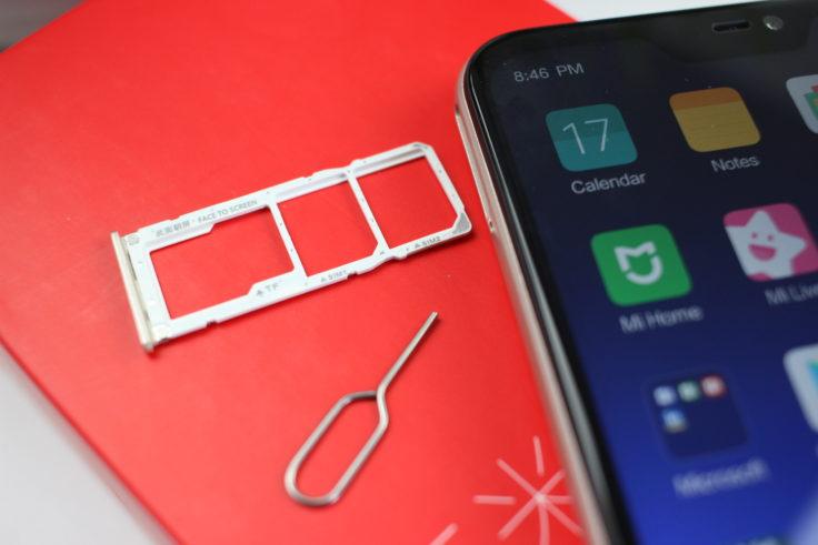 Xiaomi Redmi 6 Pro Dual SIM Slot
