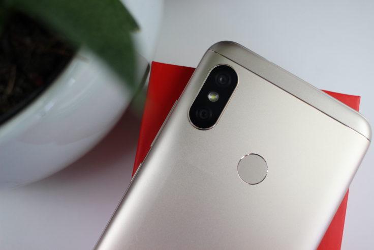 Xiaomi Redmi 6 Pro Rückseite
