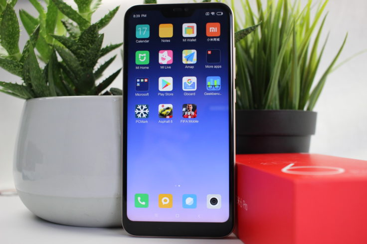 Xiaomi Redmi 6 Pro Smartphone ps