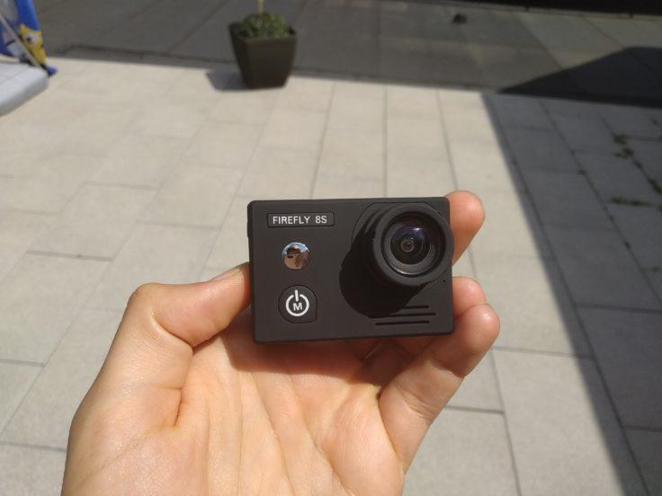 Xiaomi Redmi 6 Pro Testfoto Action Cam