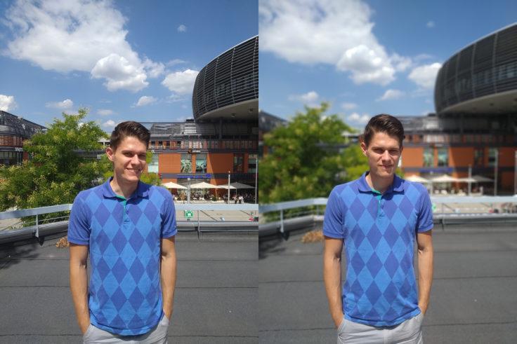Xiaomi Redmi 6 Pro Testfoto Tim Vergleich Portrait