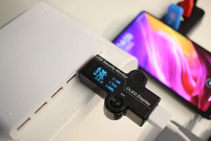 Xiaomi USB Hub QC 3.0