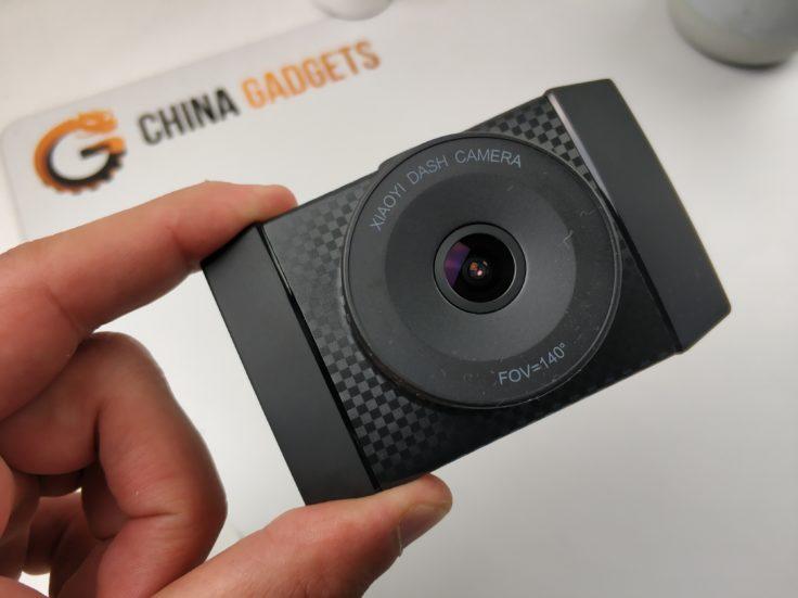 YI Ultra Dashcam Maße
