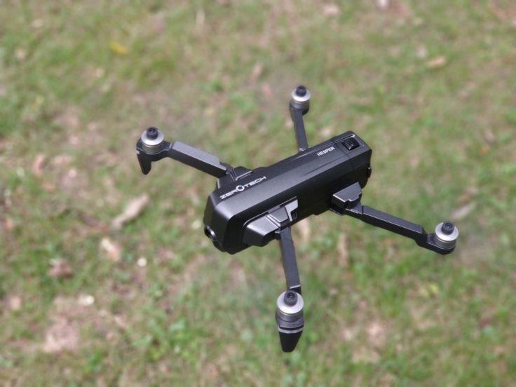 Zerotech Hesper Drohne Flug