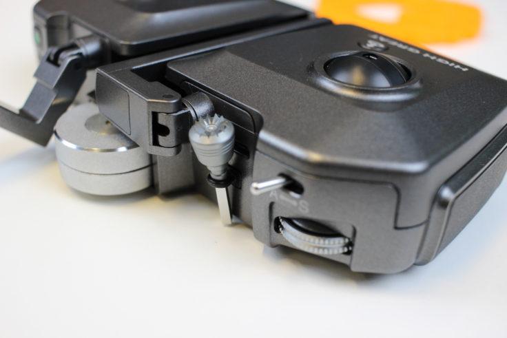 Zerotech Hesper HighGreat Drohne Fernsteuerung Sticks