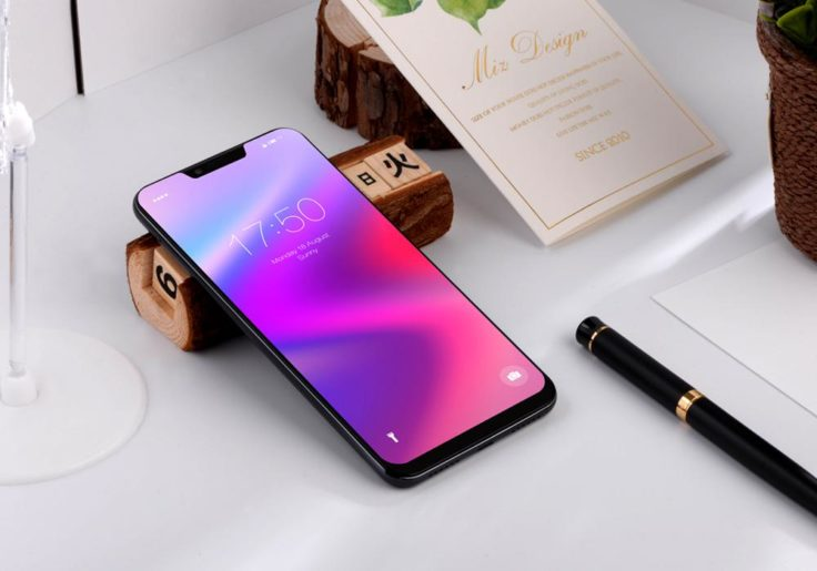 Cubot P20 Display