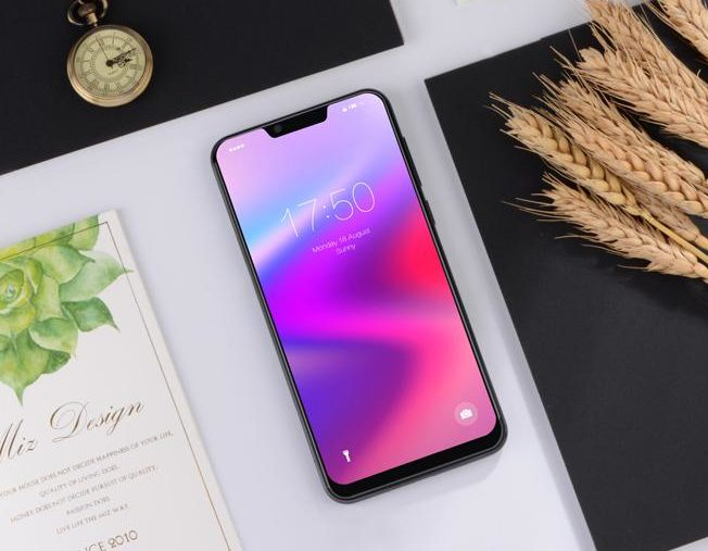 Cubot P20 6 18 Quot Smartphone Mit Notch Amp Stock Android