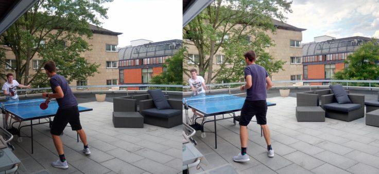 Cubot Power Tischtennis HDR